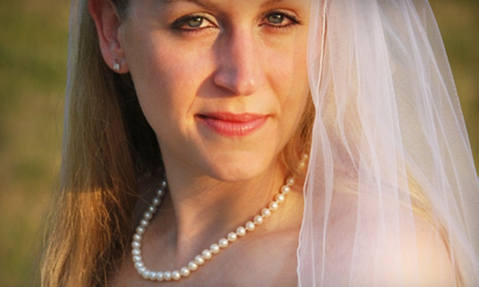Memories by Carly - Warwick: $899 for a Full-Day Wedding-Photography Package from Memories by Carly ($1,895 Value)