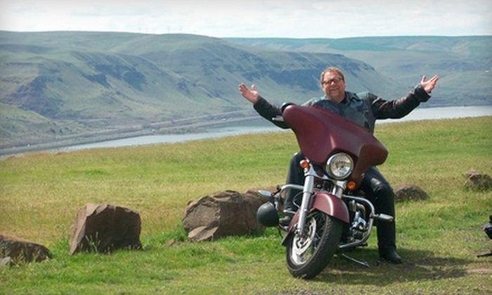 101 Harley Tours and Rentals - Woodburn: $72 for a One-Day Motorcycle Rental from 101 Harley Tours and Rentals in Woodburn ($145 Value)