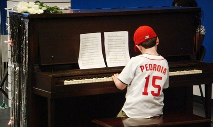 Matt's Music Center - South Weymouth: $49 for Four Guitar, Bass, Piano, Drum, or Voice Lessons at Matt's Music Center in Weymouth ($100 Value)