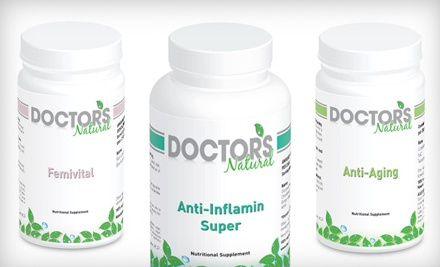 $35 Groupon to Doctor's Natural - Doctor's Natural in