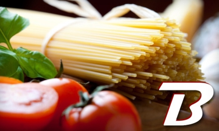 Bistro Restaurant - New Dorp: $15 for $30 Worth of Italian Fare and Drinks at Bistro Restaurant