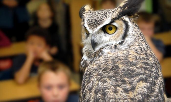 Audubon Society of Rhode Island - Bristol: $22 for an Annual Family Membership to the Audubon Society of Rhode Island in Bristol ($45 Value)