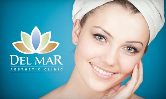 Del Mar Aesthetic Clinic - Del Mar Heights: $69 for a 45-Minute Vibradermabrasion at Del Mar Aesthetic Clinic ($140 Value)