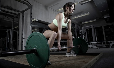 10 or 16 Women-Only CrossFit Classes at Lone Tree CrossFit (Up to 53% Off)