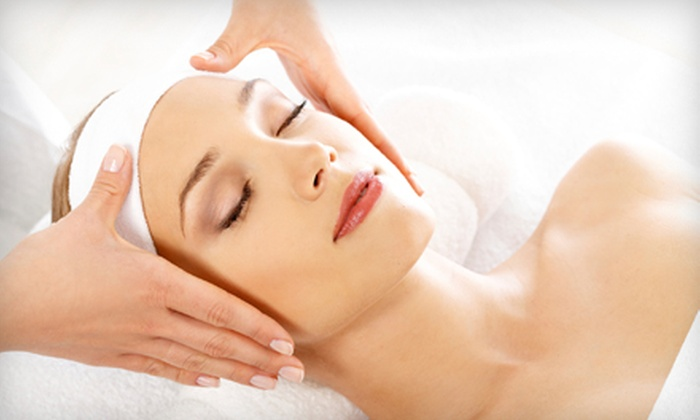 Merle Norman Cosmetics and Day Spa - Beech-Mor Terrace: Microdermabrasion Treatment, Three 30-minute Signature Facials, or 30-minute Signature Facial Package at Merle Norman Cosmetics and Day Spa in Gahanna. Choose From Three Options.