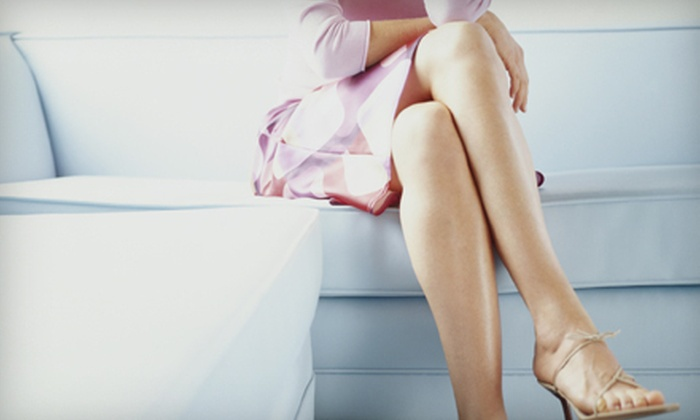 Bellagio Medical Spa and Vein Clinic - Chandler: Two or Five Spider-Vein Removal Sessions on One or Two Legs at Bellagio Medical Spa and Vein Clinic (Up to 83% Off)