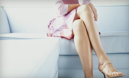 Two Spider-Vein Removal Treatments on One Leg (a $300 value) - Bellagio Medical Spa and Vein Clinic in Chandler