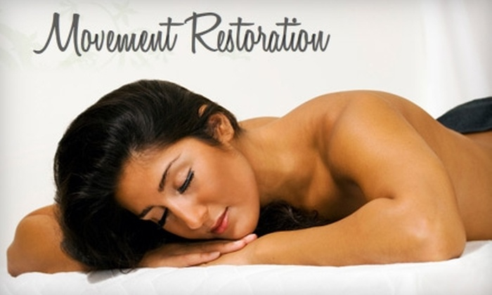 Movement Restoration - South Scottsdale: $35 for a One-Hour Massage (Up to $85 Value) at Movement Restoration in Arcadia