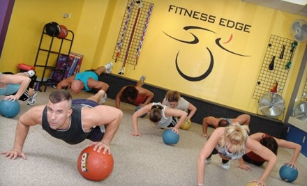 Fitness Edge - Fitness Edge in Rocky River