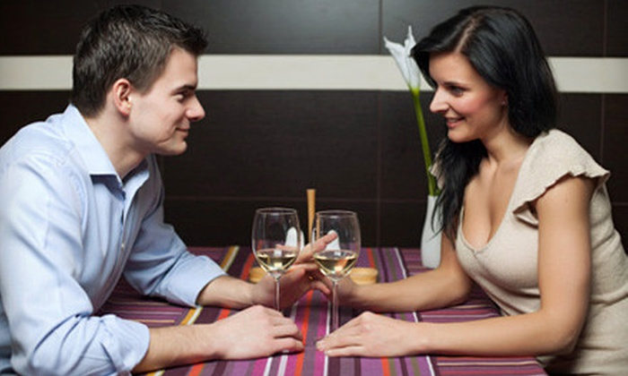 Date and Dash - Near North Side: Date & Dash Speed-Dating Event for One, Two, or Four (Up to 51% Off)
