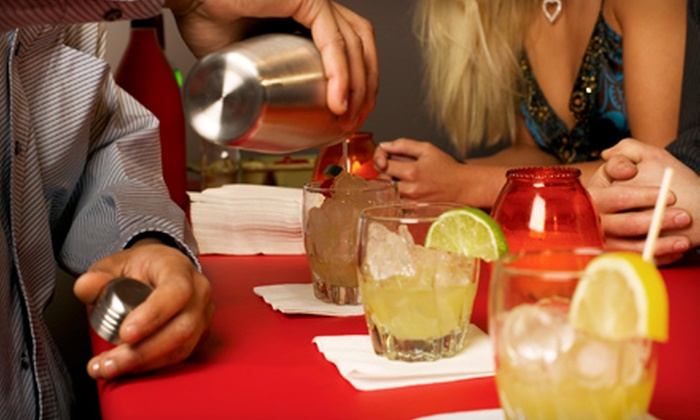 AAA International Bartending School - Golden Triangle: $165 for a 20-Hour State Bartending Essentials Certification at AAA International Bartending School in Cherry Hill ($350 Value)