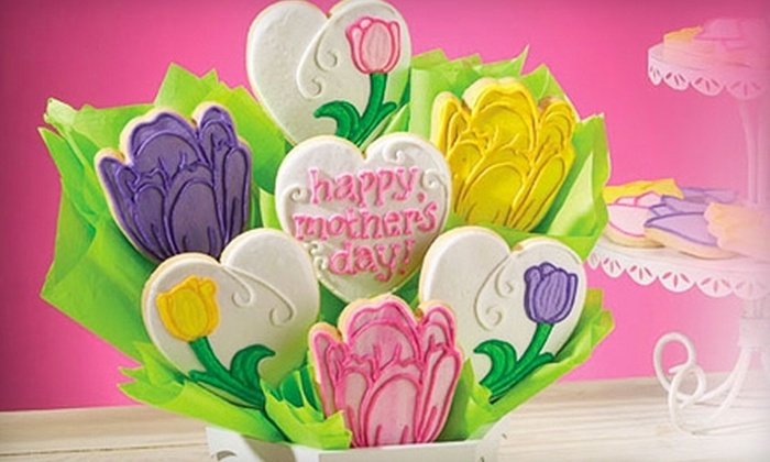 Cookies By Design St. Louis - Saint Louis: $15 for $30 Worth of Customized Cookie Bouquets at Cookies by Design in Saint Louis