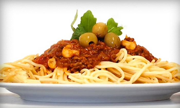 Ale Roma Cucina - Orange: $15 for $30 Worth of Authentic Italian Cuisine and Drinks at Ale Roma Cucina in Orange