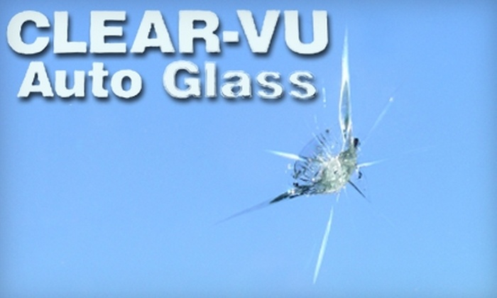 Clear-Vu Auto Glass - Lubbock: $15 for $30 Worth of Windshield Chip Repair at Clear-Vu Auto Glass