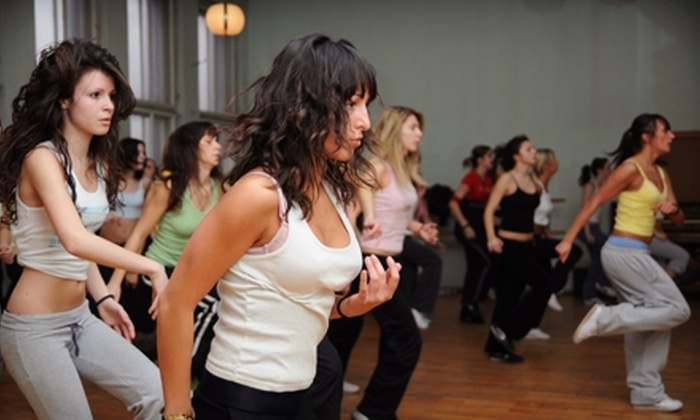 Bet U Can Dance - Elwood: $30 for Five Group Zumba, Latin-Dance, or Ballroom-Dance Classes at Bet U Can Dance in East Northport (Up to $70 Value)