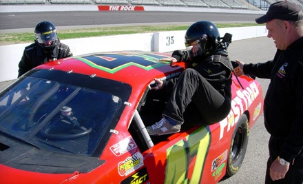 5-Lap Racecar Ride-Along (a $125 value) - Fast Track High Performance Driving School in Rockingham