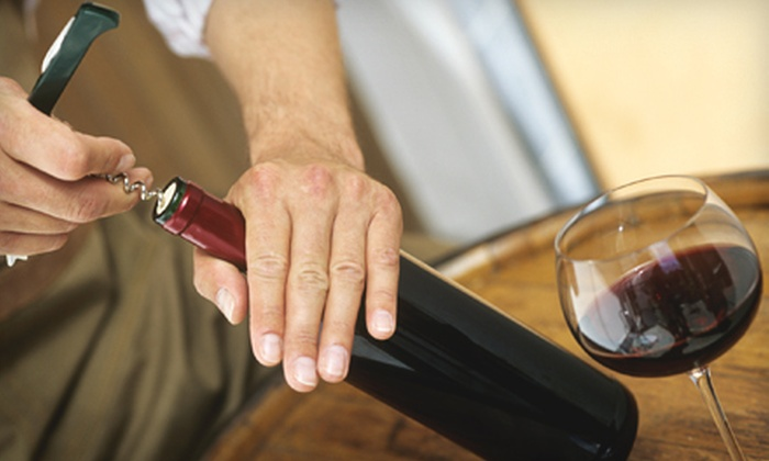 The Wine Shop - Beltline: $30 for Premium Wine Tasting and Hors d'Oeuvres at The Wine Shop ($60 Value)