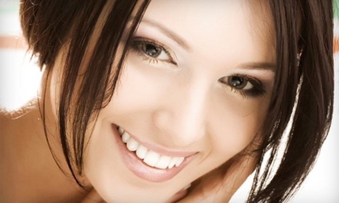 FaceLuXe - Multiple Locations: $38 for One-Hour Facial and Eyebrow Wax at FaceLuXe ($89 Value)