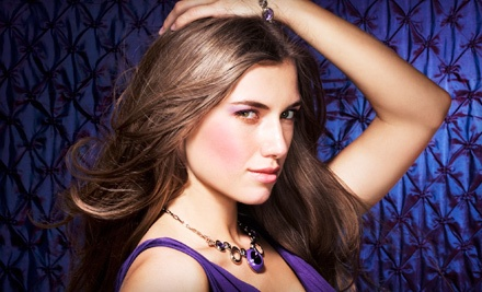 Shampoo, Haircut and Blow-Dry Salon Package (a $35 value)  - Center of Attention Hair Salon in Salem