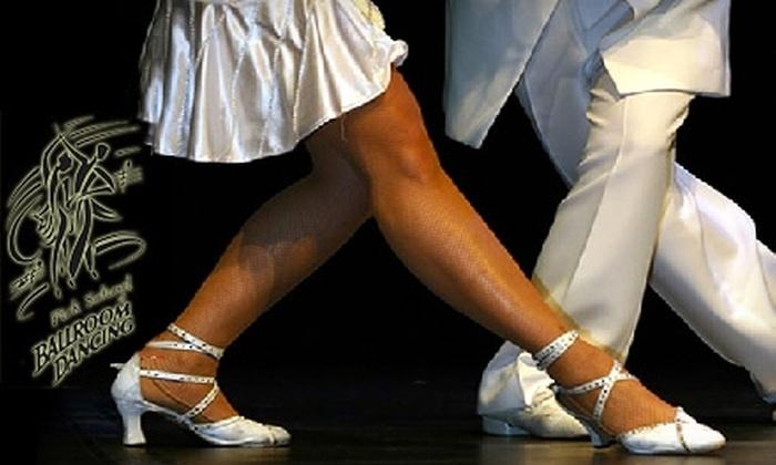 Pick School of Ballroom Dancing - Central Sunset: $50 for Couples Beginner Dance Lessons at Pick School of Ballroom Dancing ($104 Value)