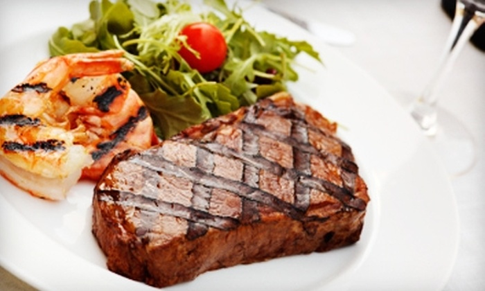 West Shore Inn - Travis - Chelsea:  $20 for $40 Worth of Steaks, Seafood, and More at West Shore Inn on Staten Island