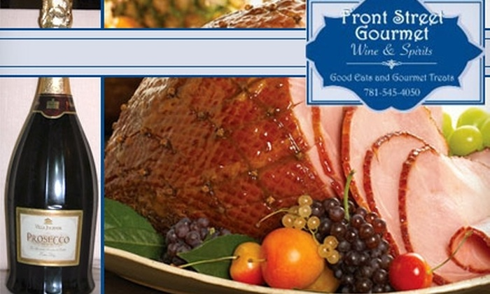 Front Street Gourmet - Scituate: $20 for $40 Worth of Cheese, Gift Baskets and More from Front Street Gourmet