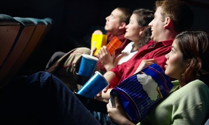 Harbor Theater - Lakeside: $11 for Four Movie Passes to the Harbor Theater in Muskegon (Up to $28 Value)