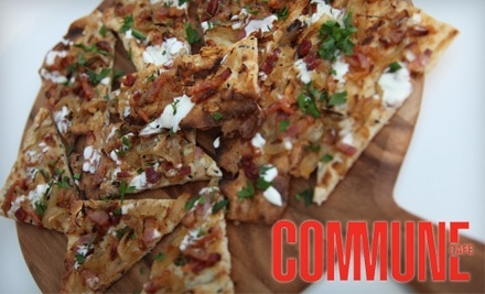 $20 Groupon to Commune Cafe - Commune Cafe in Vancouver