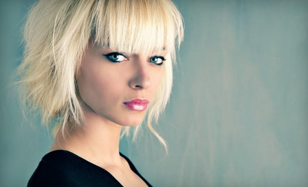 Haircut and Color (a $90 value) - La Bellezza Hair Salon & Spa in Rockville Centre