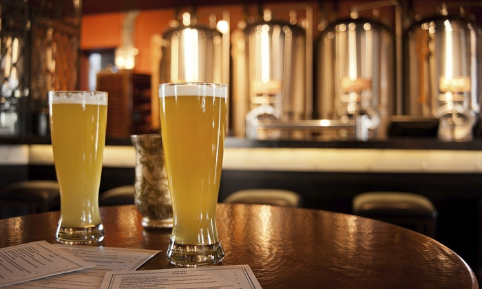Rivertowne Restaurants and Brewing Company - Rivertowne Restaurants and Brewing Company: Brewery-Tour Package for Two or Four at Rivertowne Restaurants and Brewing Company (35% Off)