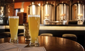 Rivertowne Restaurants and Brewing Company: Brewery-Tour Package for Two or Four at Rivertowne Restaurants and Brewing Company (35% Off)