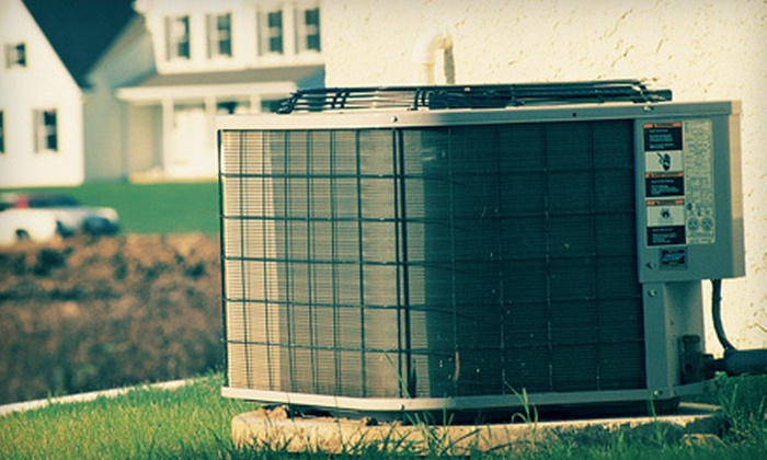 Arrow Service Center - Old Town District: $39 for an Air-Conditioner Tune-Up from Arrow Service Center ($129 Value)