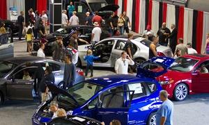 Sacramento International Auto Show: $9 for Single-Day Admission for One to the Sacramento International Auto Show at Cal Expo, Oct. 16–18, 2015 ($13 Value)