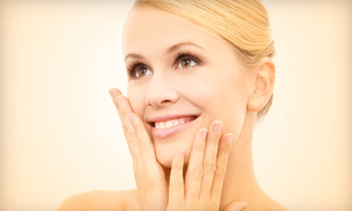 Fashion Face - Astrodome: One or Three Pumpkin-Peel Facials at Fashion Face (Up to 56% Off)