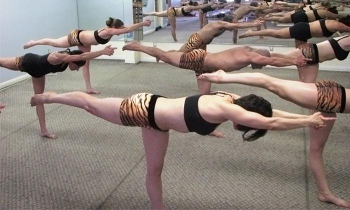 Bikram Yoga La Cañada - La Canada Flintridge: Five Yoga Classes or One Month of Unlimited Yoga Classes at Bikram Yoga La Cañada (Up to 62% Off)