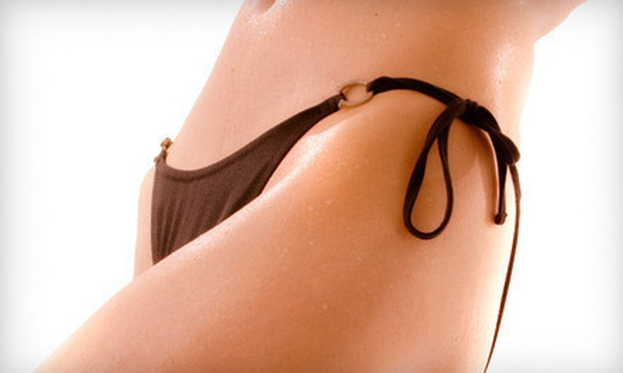 Aisha's Salon & Spa - Cinco Ranch: One or Three Brazilian Waxes at Aisha's Salon & Spa (Up to 53% Off)