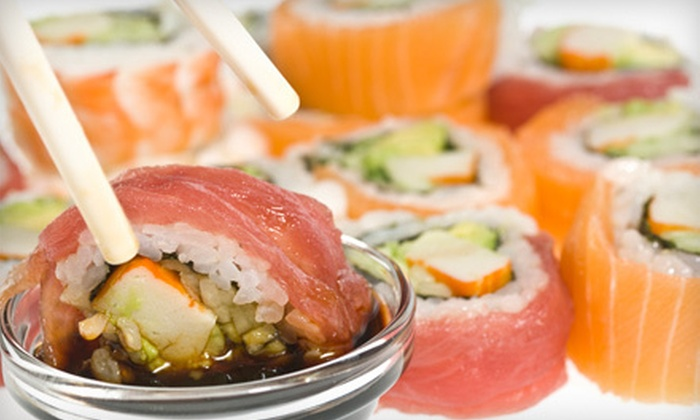 Asia Bistro - Aurora Highlands: Pan-Asian Cuisine for Dinner or Lunch at Asia Bistro (Half Off)
