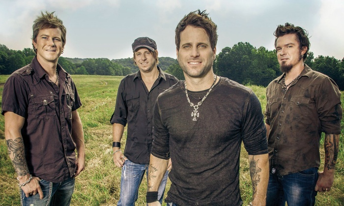 Parmalee - Honeywell Center: Parmalee at Honeywell Center on Friday, March 27 at 7:30 p.m. (Up to 40% Off)