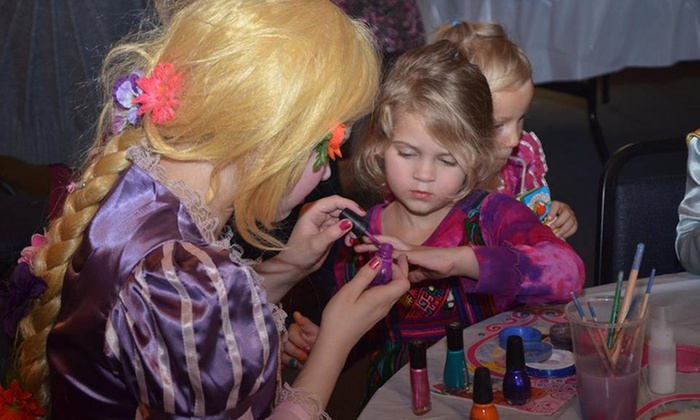 Princess & Character Parties of DC - Washington DC: $103 for $250 Groupon — Princess & Character Parties of DC