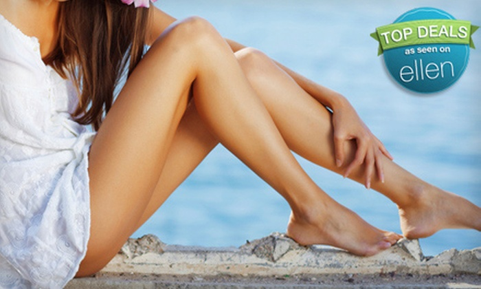 Amore Laser - Crestview: Six Laser Hair-Removal Treatments on a Small, Medium, or Large Area at Amore Laser (Up to 75% Off)