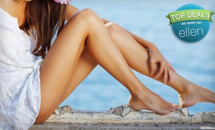 6 Laser Hair-Removal Treatments on 1 Small Area (up to a $294 value) - Amore Laser in Austin
