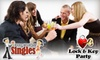 Rocky Mountain Singles: $10 for a Singles' Lock & Key Party from Rocky Mountain Singles