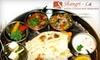 Shangri-La - Bethesda: $10 for $20 Worth of Indian and Nepali Cuisine at Shangri-La in Bethesda