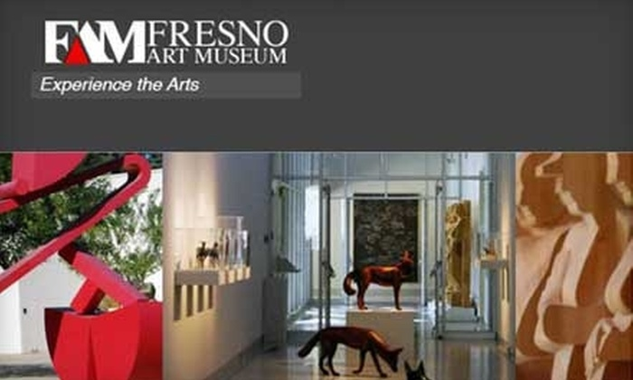 Fresno Art Museum - McLane: $37 for One-Year Family Membership ($75 Value) or $25 for One-Year Individual Membership ($50 Value) at the Fresno Art Museum