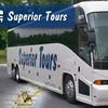 Superior Tours - New York City: $18 for One-Way Charter Bus Ride from NYC to Baltimore (or Back) with Superior Tours ($35 Value)