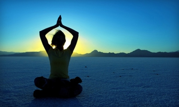 Pacifica Yoga - Sharp Park: $45 for One Month of Unlimited Yoga at Pacifica Yoga in Pacifica (Up to $130 Value)