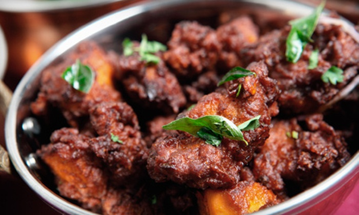 Haveli Indian Cuisine - Ellard: Indian Fare for Two or Four During Lunch or Dinner at Haveli Indian Cuisine in Alpharetta (Up to 57% Off)