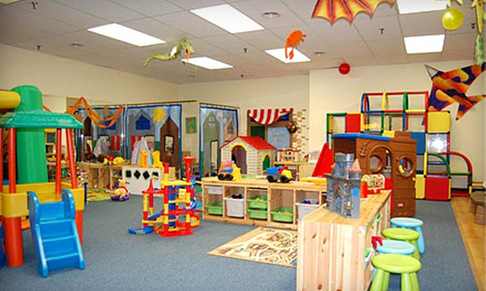 Bizzy Bee Playcentre - Toronto (GTA): $29 for 12 Visits to BizzyBee Playcentre ($60 Value)