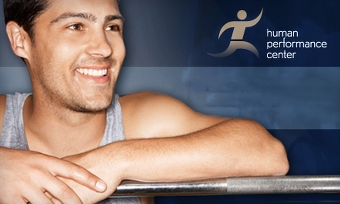 Human Performance Center - Upper Macungie: $45 for One-Month Membership and Unlimited Exercise Classes at Human Performance Center ($101 Value)
