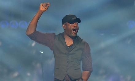 Darius Rucker at Fiddler's Green Amphitheatre on Friday, July 17 (Up to 42% Off)